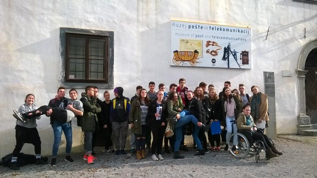 Ekskurzija v Polhov Gradec