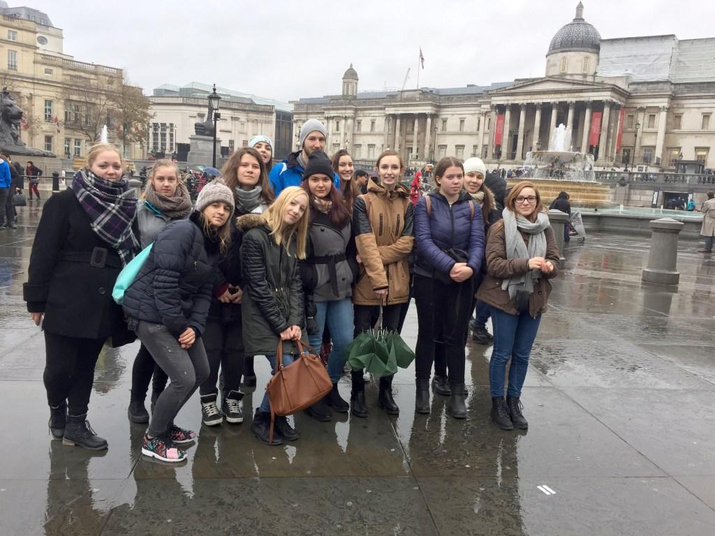 Londonski pozdrav