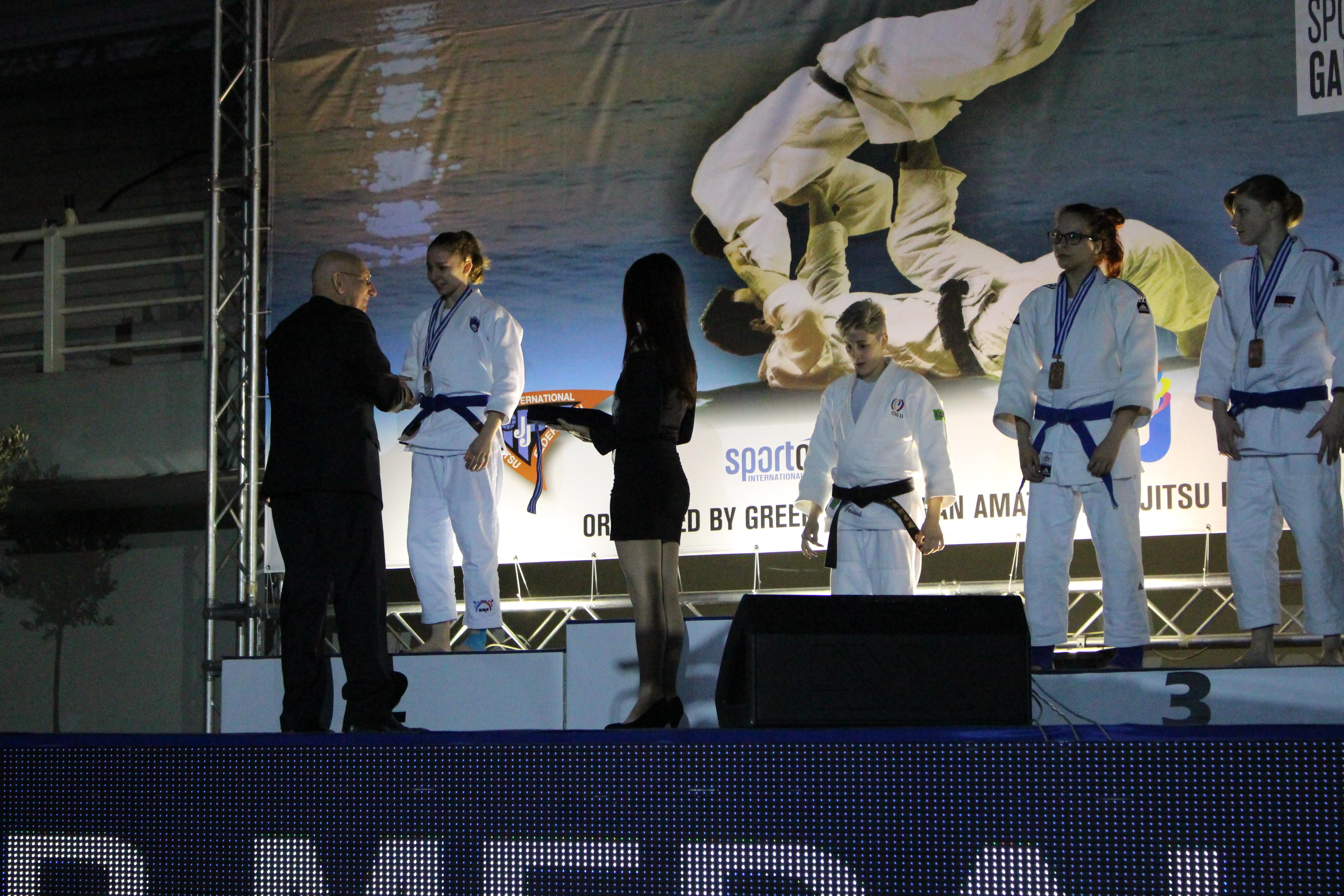 Jasmina Kovač – svetovna podprvakinja v JU-JITSU