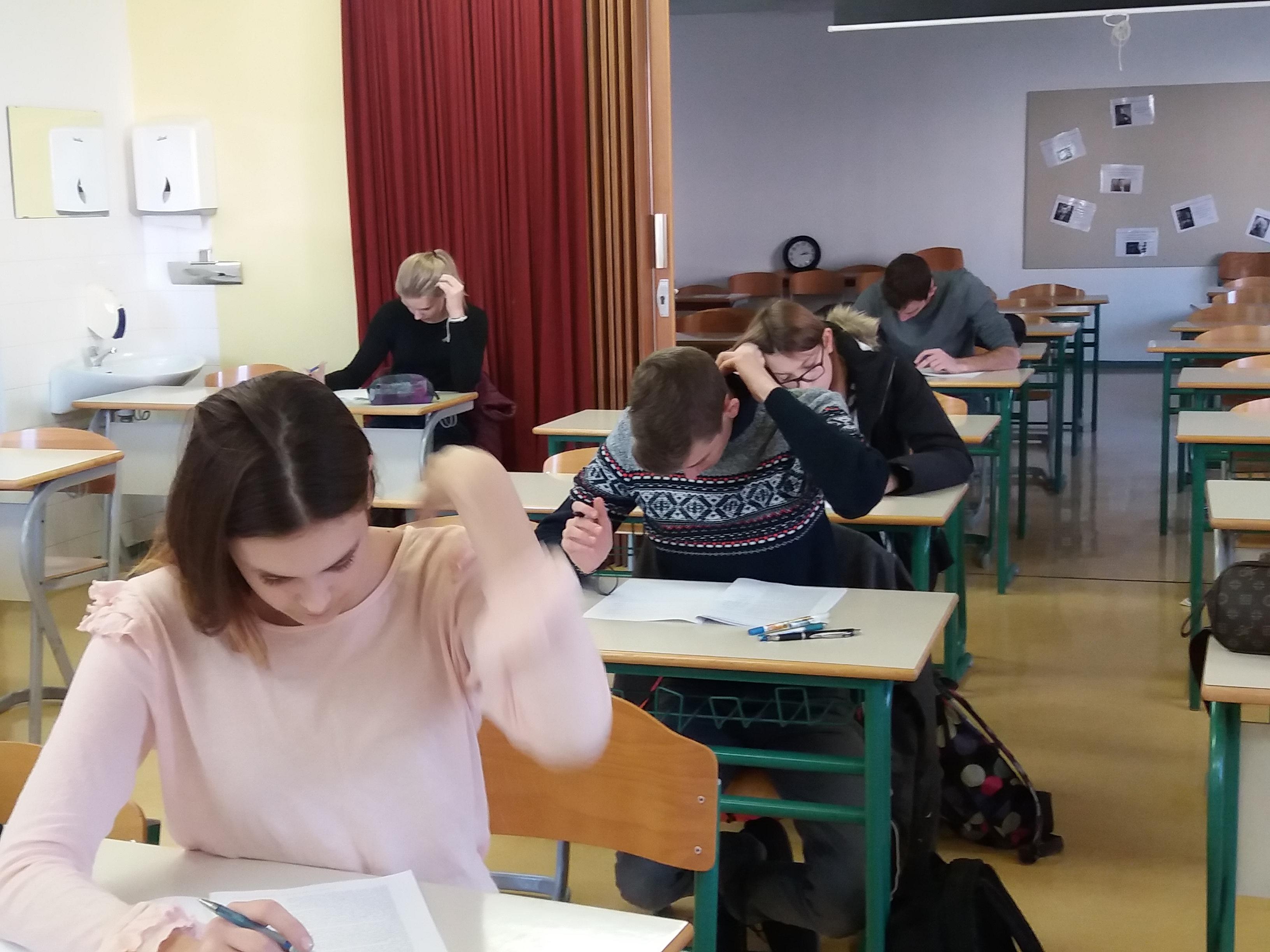 Šolsko tekmovanje v znanju angleškega jezika
