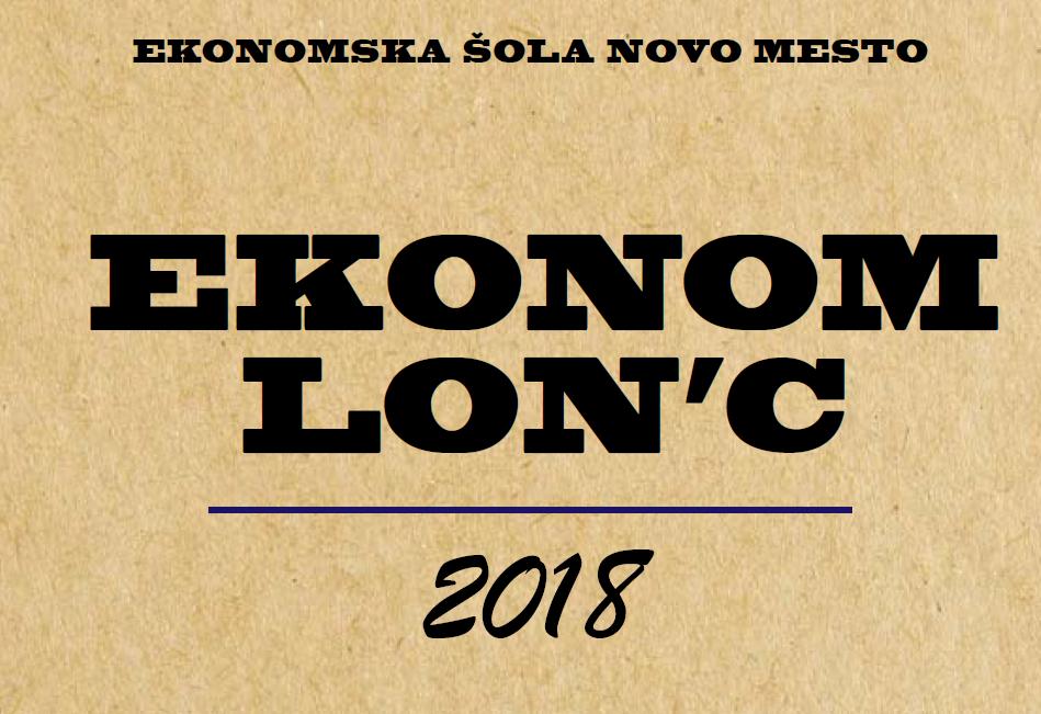 Šolsko glasilo 2017/2018