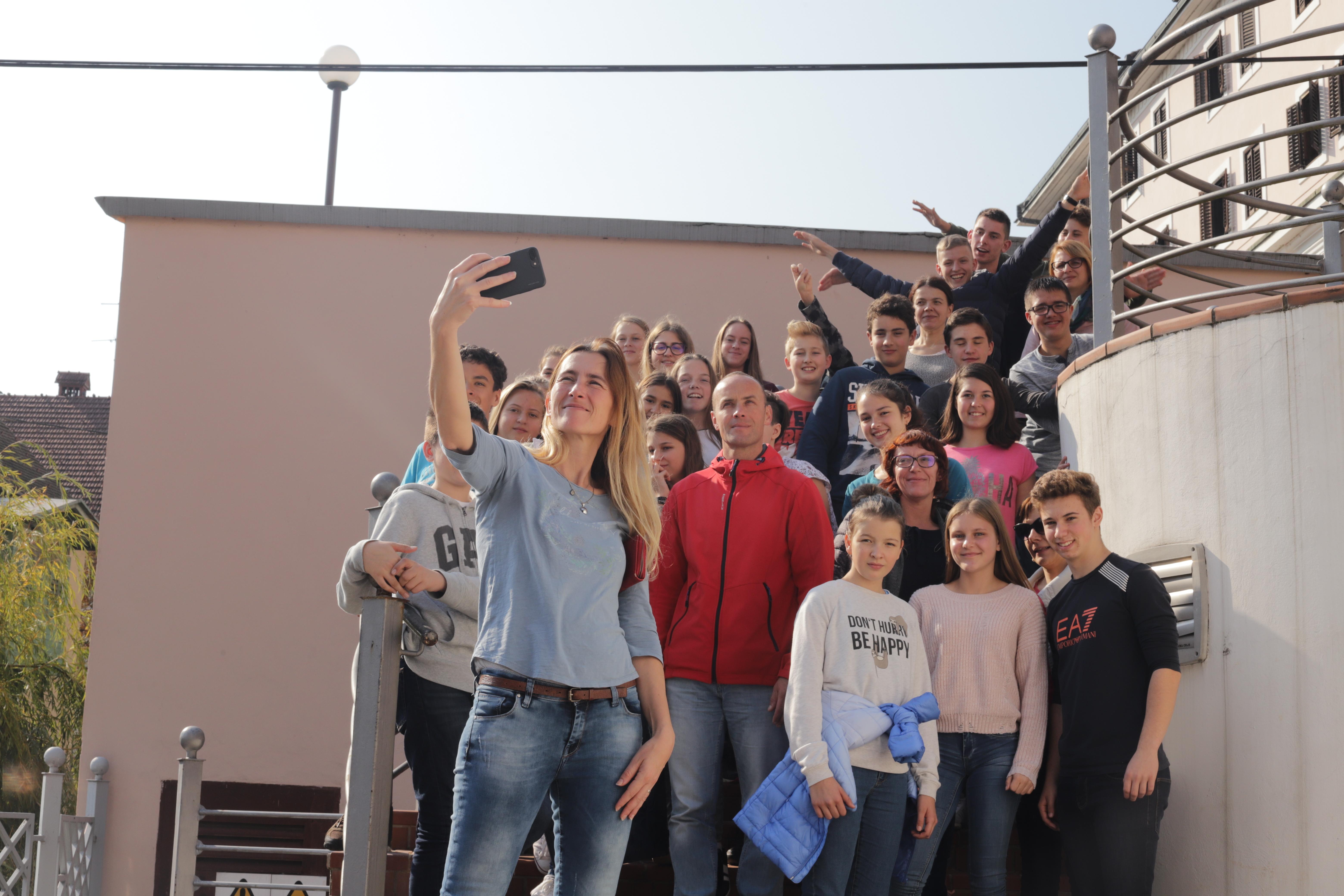 Selfie točka v Dolenjskih Toplicah – nov podjetniški izziv