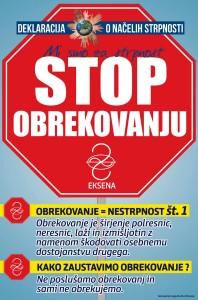 "Projekt ""STOP OBREKOVANJU"""