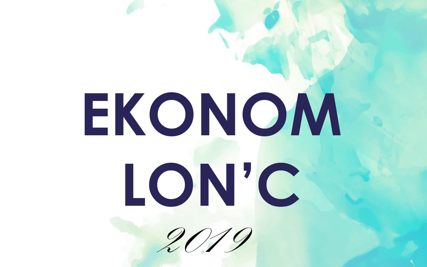 Šolsko glasilo 2019 – Ekonom lon´c