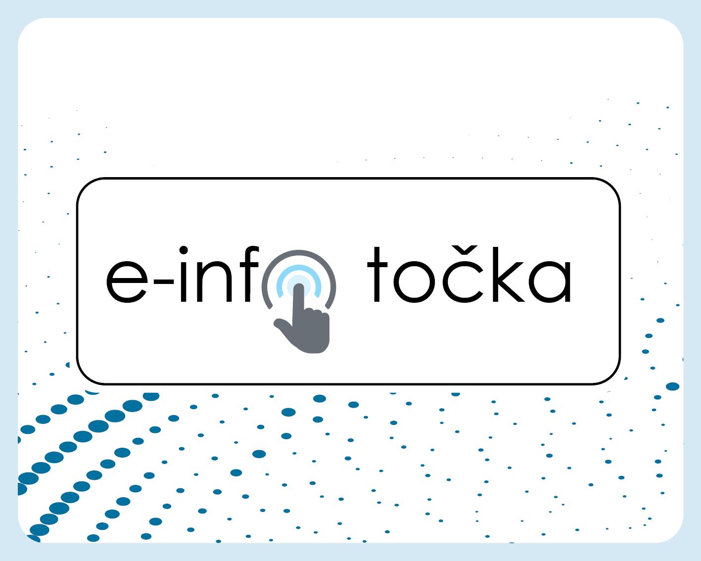 e-info točka